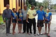 Dom Ricardo com grupo